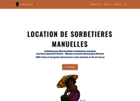 Sorbetiere-manuelle.fr thumbnail