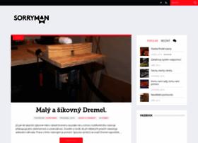 Sorryman.cz thumbnail