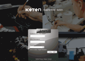 Sos.koton.com.tr thumbnail