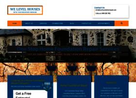 Sosfoundationrepair.com thumbnail