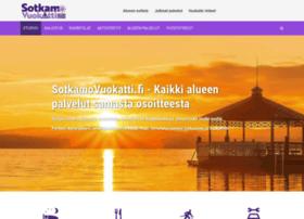 Sotkamovuokatti.fi thumbnail