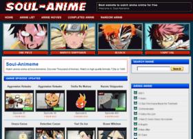 Soul-animeme.net thumbnail
