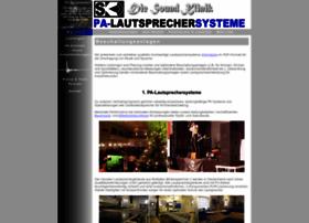Sound-klinik.de thumbnail