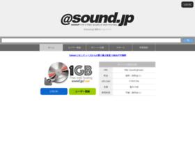 Sound.jp thumbnail