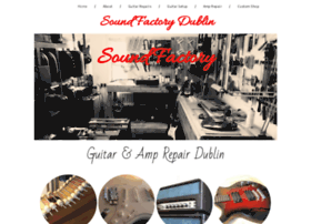 Soundfactory.ie thumbnail