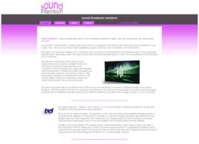 Soundintention.co.uk thumbnail