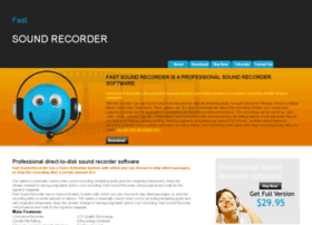 Soundrecorder.us thumbnail