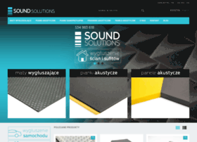 Soundsolutions.pl thumbnail