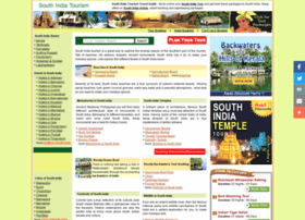 South-india-tourism.com thumbnail