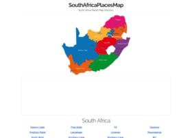 Southafricaplacesmap.com thumbnail