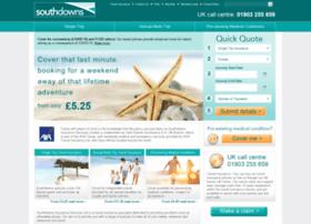 Southdownsinsurance.co.uk thumbnail