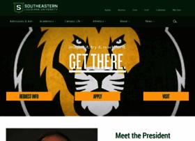 Southeastern.edu thumbnail