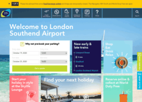 Southendairport.net thumbnail