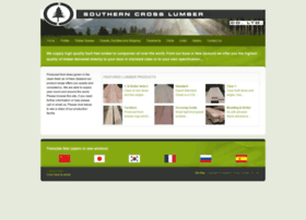 Southerncrosslumber.co.nz thumbnail