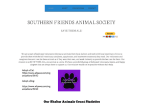 Southernfriends.org thumbnail