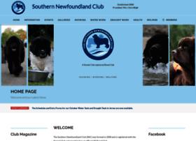 Southernnewfoundlandclub.co.uk thumbnail