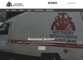 Southernrenovations.ca thumbnail