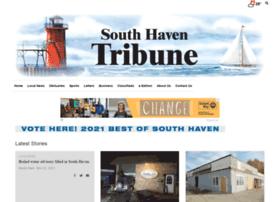 Southhaventribune.net thumbnail