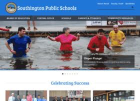 Southingtonschools.org thumbnail