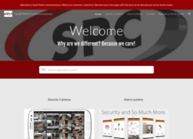 Southpointcommunications.tech thumbnail