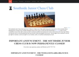 Southsidejuniorchessclub.org thumbnail