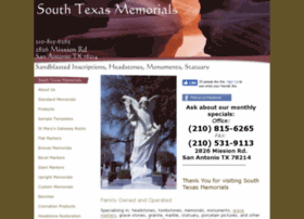 Southtexasmemorials.com thumbnail