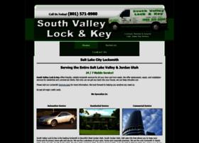 Southvalleylock.net thumbnail