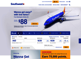 Southwest.com thumbnail