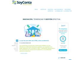 Soyconta.mx thumbnail