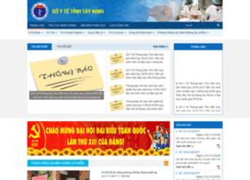 Soyte.tayninh.gov.vn thumbnail