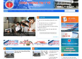Soytetiengiang.gov.vn thumbnail