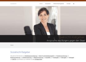 Sozialrecht-ratgeber.de thumbnail