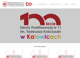 Sp11katowice.pl thumbnail