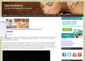 Spaauckland.co.nz thumbnail