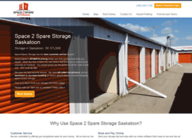 Space2spare.ca thumbnail