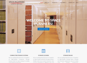 Spaceplannersindia.in thumbnail