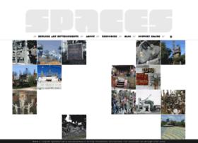 Spaces-art-environments.org thumbnail