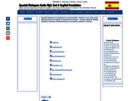 Spanish-audio-dialogues.blogspot.pt thumbnail