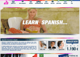 Spanishsuncourses.co.uk thumbnail