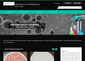 Spansulespharma.net thumbnail