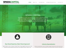 Sparacapital.com thumbnail