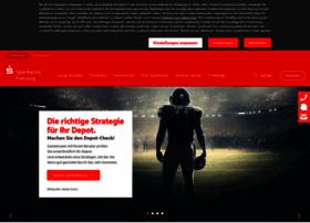 Sparkasse Freisingde At Wi Internet Filiale Sparkasse Freising