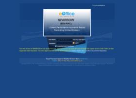 Sparrow.railnet.gov.in thumbnail