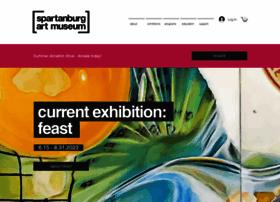 Spartanburgartmuseum.org thumbnail