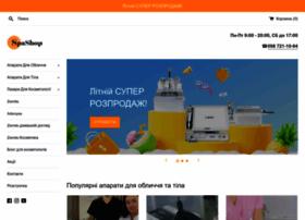 Spashop.com.ua thumbnail