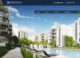 Spbrokersimoveis.com.br thumbnail