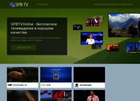 Spbtvonline.ru thumbnail