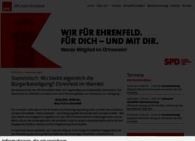 Spd-ehrenfeld.de thumbnail