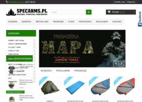 Specarms.pl thumbnail