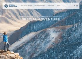 Special-adventure.de thumbnail